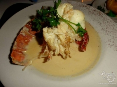 L' Auberge lobster