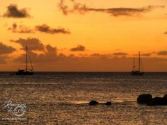 Sunset Gros Islet
