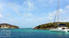 Tobago Cays parking
