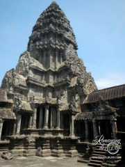 Angkor Wat inner tower