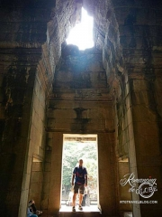 Angkor Wat cool entry
