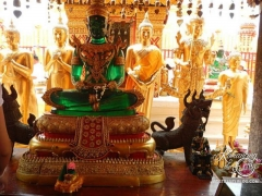 Doi Suthep Emerald Buddha