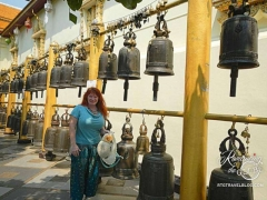 Doi Suthep Sheila ringing bells