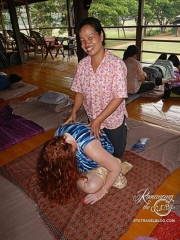 Elephant Nature Park - Thai yoga massage Sheila