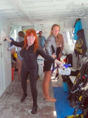 Phi Phi Don diving - PP Aquanauts