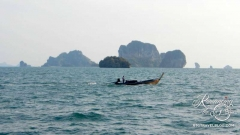 Railay longboat