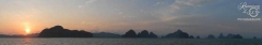 Phang Nga Bay sunset