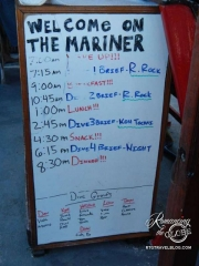 MV Mariner schedule