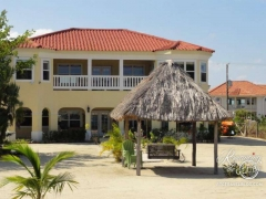VRBO home on Placencia