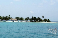 Typical Belize caye