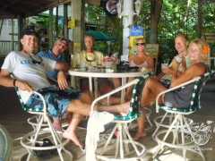 Friends, BVI