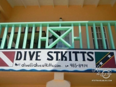 Dive St. Kitts - dive shop