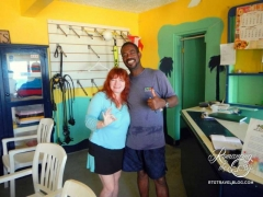 Dive St. Kitts - Tony, the dive master