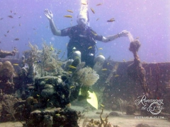 St. Kitts dive - wreck diving