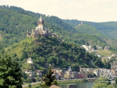 Mosel Valley - Cochem Castle