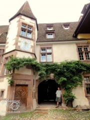 Bed n Breakfast - Remodeled horsebarn - Riquewihr