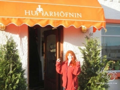 Humarhofnin - Reportedly the best lobster in Iceland!