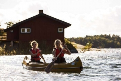 Djurönäset Hotel and Conference Center kayaking - Photo Credit