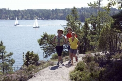 Djurönäset jogging trails - Photo Credit