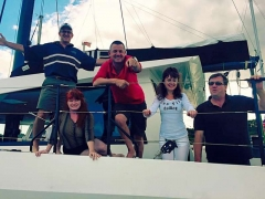 Fantastic sailing friends!