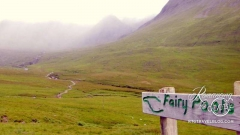 Fairy Pools sign