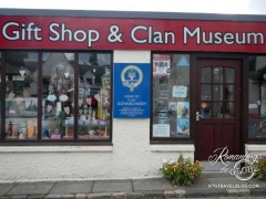 Clan museum at Falls of Bruar