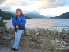 Loch Lomond is the largest Scottish Loch and so lovely