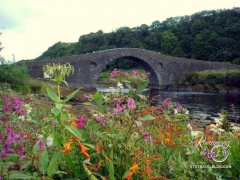 Bridge across Atlantic, Clachan Bridge