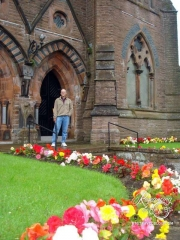Church in Lockerbie