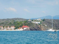 Punta Serena as seen from our boat excursion