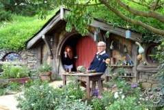 Welcome to Hobbiton, New Zealand