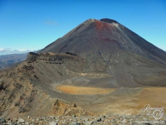 Tongariro Crossing, Taupo, New Zealand (Mount Doom)