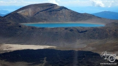 Tongariro Crossing, Taupo, New Zealand