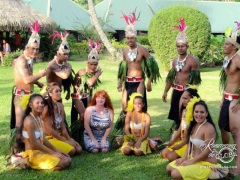 Mother's day celebration - Moorea