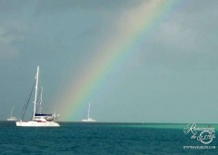 Sailing rainbows