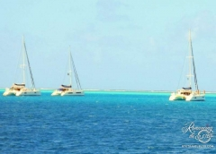 French Polynesia - our fleet