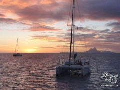 7 French Polynesia sunset