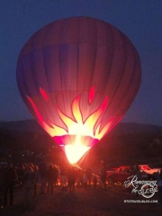 Snowmass Village Balloonfest Night Glow