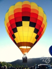 Ascension - Snowmass Village Balloon