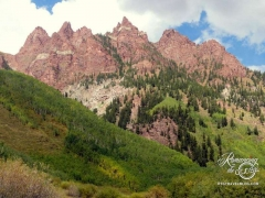 Colorado Maroon Bells other views