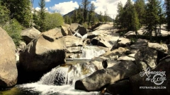 Independence Pass - Boiling Pots, great lunch spot
