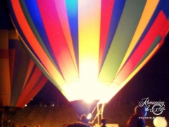 Snowmass Village Balloonfest Night Glow balloon