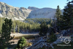 Bristlecone hike - alpine lake