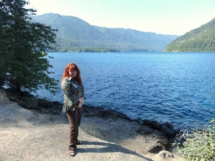 Washington - Lake Crescent