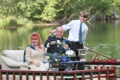 Our Scottish Wedding raft