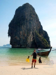 Beach Fun, Railay - Thailand